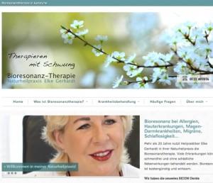 Bioresonanztherapie mit Heilpraktiker Elke Gerhardt in Karlsruhe