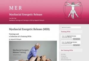 Myofascial Energetic Release Trainings with Satyarthi Peloquin - eine Webseite von FindYourNose