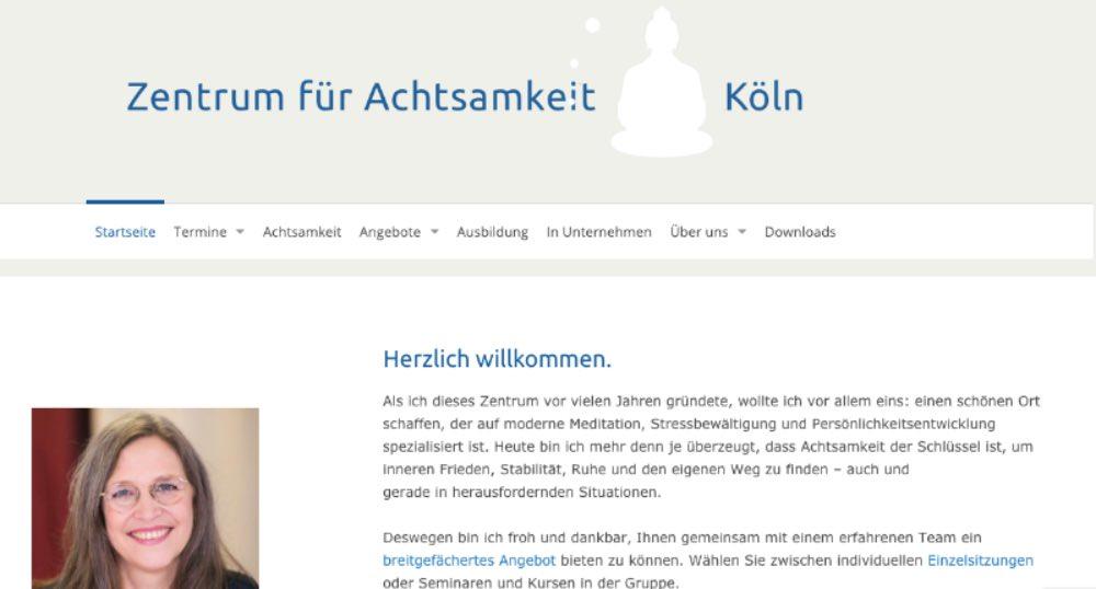 Zentrum für Achtsamkeit in Köln