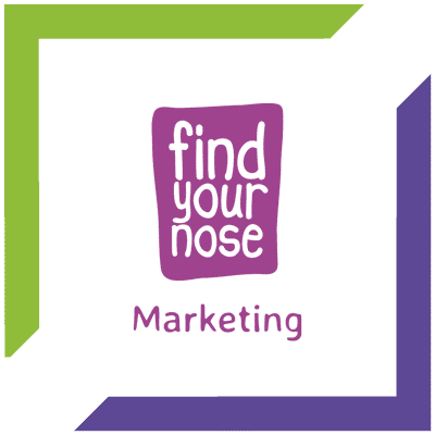 Logo FindYourNose Marketing