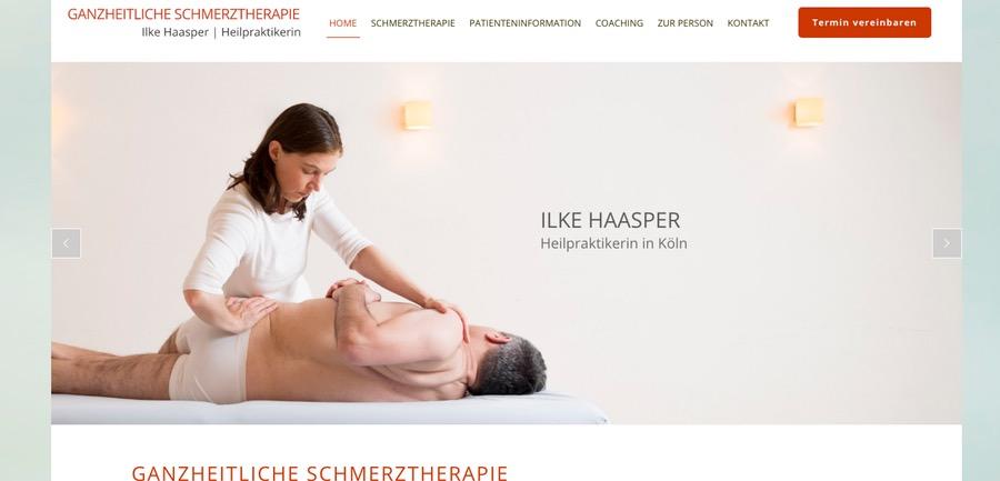 Ganzheitliche Schmerztherapie Haasper in Köln, Innenstadt