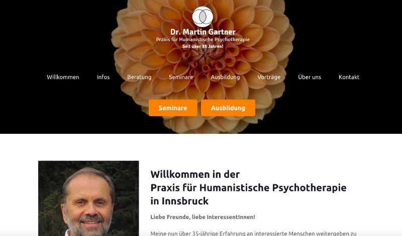 Praxis für Humanistische Psychotherapie in Innsbruck