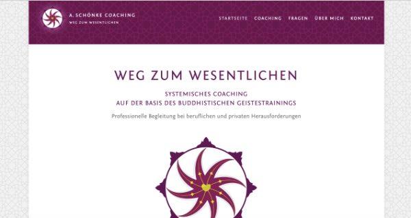 SYSTEMISCHES COACHING AUF DER BASIS DES BUDDHISTISCHEN GEISTESTRAININGS