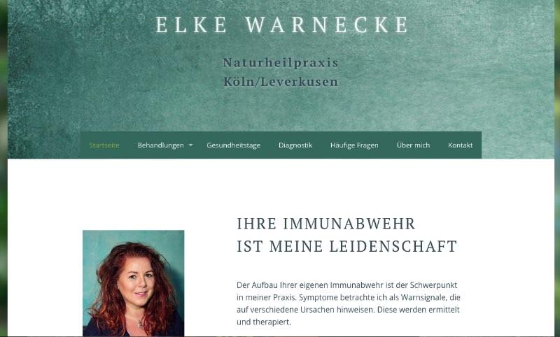 Naturmedizin Warnecke nachher