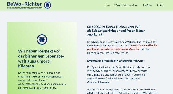Praxis für ambulant betreutes Wohnen in Köln
